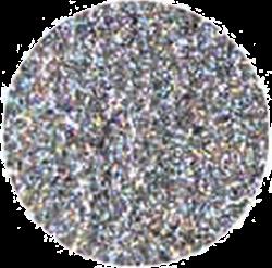 Glitter holo-silver
